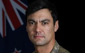 Lance Corporal Nicholas Kahotea, of the 1st NZSAS Regiment, who died in a training accident in South Auckland on 8 May.