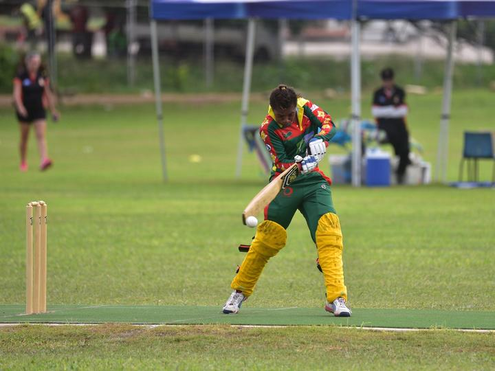 Nasimana Navaika top-scored with 19 not out off 27 balls to steer Vanuatu to victory against Indonesia.