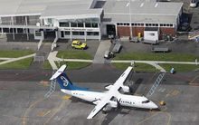 New Plymouth Airport.