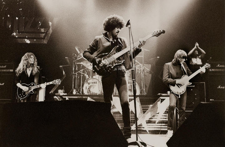 Thin Lizzy at the Manchester Apollo 1983