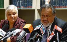 Pita Sharples and Tariana Turia are quitting before this year's general election.