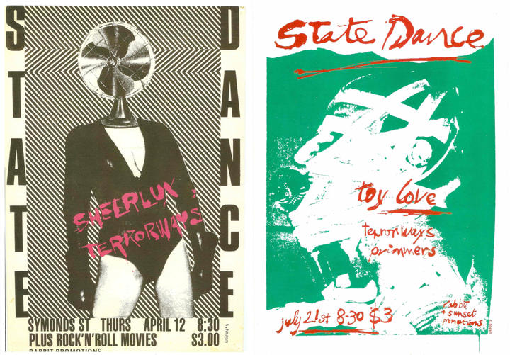 New exhibition showcases punk and new wave poster art from