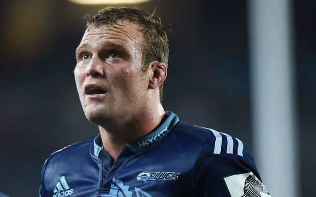 Luke Braid's Super Rugby season looks to be over