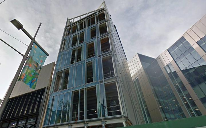 New Christchurch office building has serious flaws