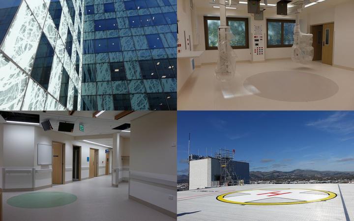 Inside Chch Hospital's $483m Acute Services Building