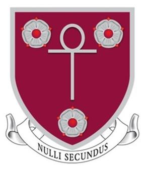 Shield of Middlemore House (for boarding girls) at King's College