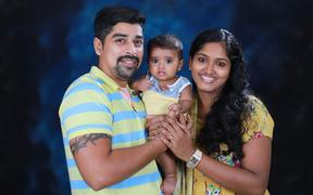 Nimmy Francis is desperate to be reunited with her baby, Ethan, and husband Sujith Thomas