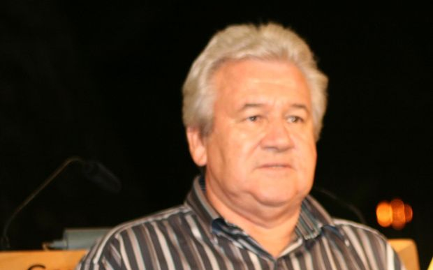 New Caledonia politician Harold Martin
