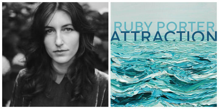 Ruby Porter / Cover of Attraction