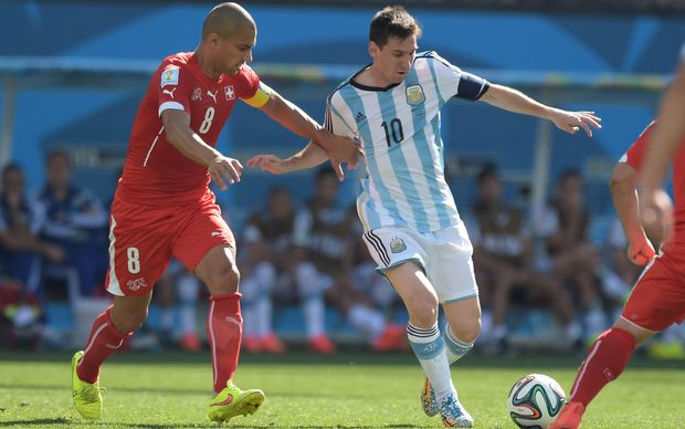 Messi in esteemed company if Argentina fail to make the World Cup
