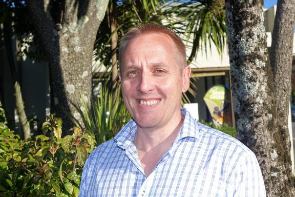 Port Marlborough chief executive Rhys Welbourn.