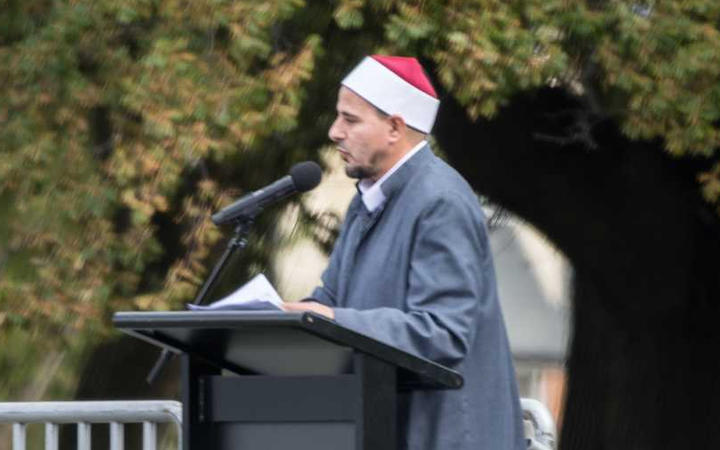 Christchurch imam Gamal Fouda stands in local body elections