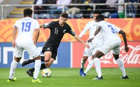 New Zealand v Honduras at the FIFA U20 world cup