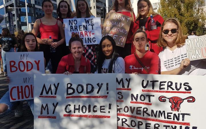Abortion law reform under debate in Parliament today | RNZ News