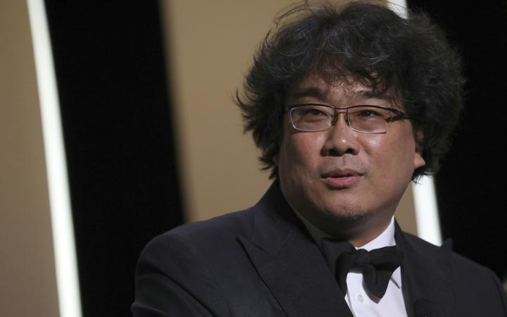 South Korea satire wins at Cannes