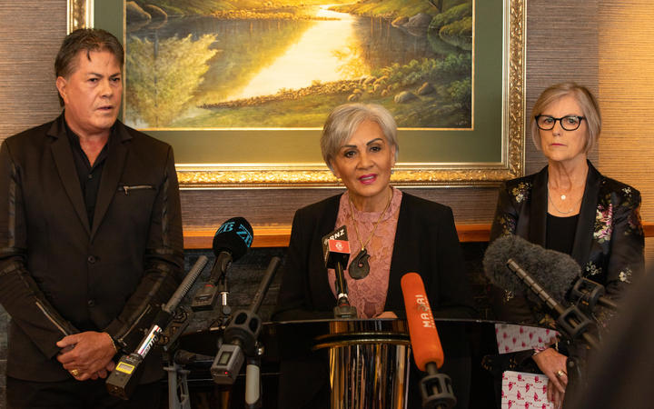 Hannah Tamaki, the wife of Destiny Church leader Brian Tamaki, will lead a new political party called Coalition New Zealand.