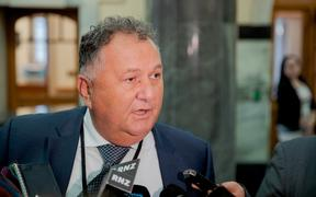 Regional Economic Development Minister Shane Jones, also Forestry Minister, Infrastructure Minister, Associate Finance Minister, Associate State Owned Enterprises Minister, Associate Transport Minister