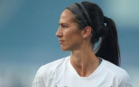 Football Ferns defender Abby Erceg.