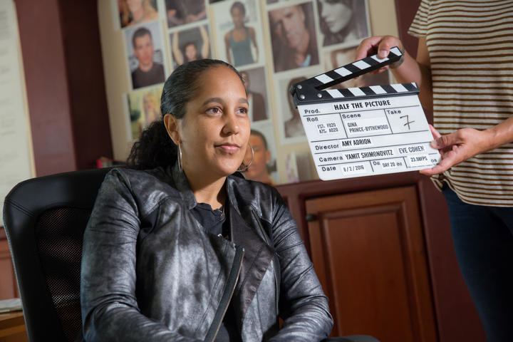 Gina Prince-Blythewood is one of the key voices in the documentary Half the Picture.