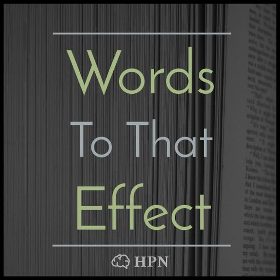 Words To That Effect Logo