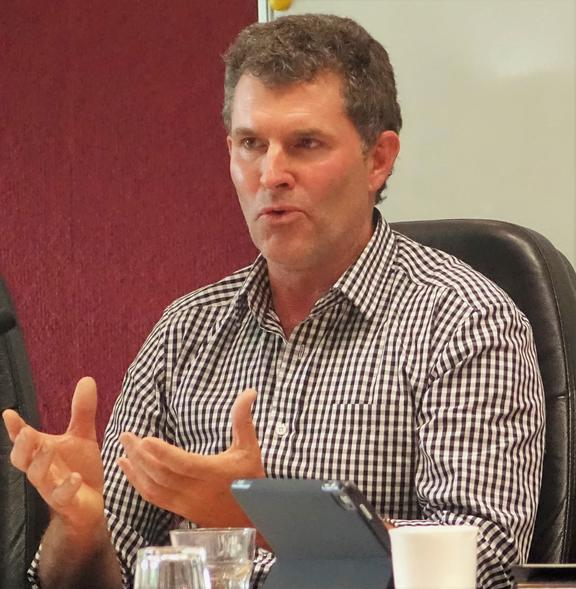 Tasman Deputy Mayor Tim King