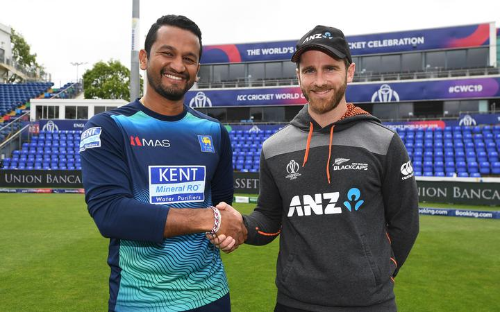 New Zealand coast to opening Cricket World Cup win over Sri Lanka