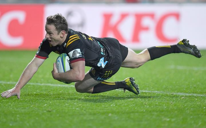 Chiefs stun Crusaders in Super Rugby