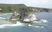 Bird Island, Commonwealth of the Northern Marianas.
