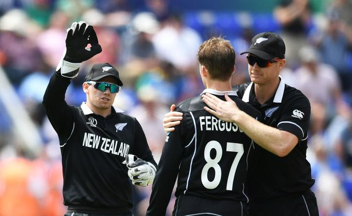 New Zealand hold nerve to sink Bangladesh in thriller