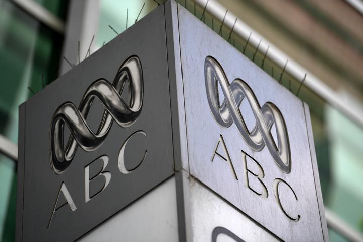 Police raided ABC head office in Sydney.
