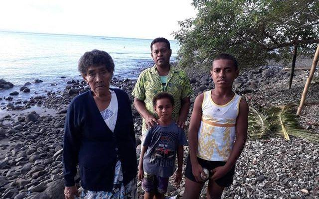 The Qaloibau family from Fiji are among ten families worldwide taking the EU to court over climate change