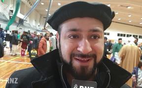 Ramadan comes to an emotional end in Christchurch