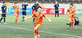 Tshering Dorji's first half strike was the difference as Bhutan beat Guam 1-0 in Thimphu.