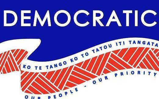 Cook Islands Democratic Party Logo