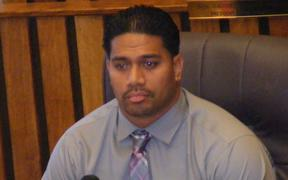 Jonathan Fanene has been fired by American Samoa's acting governor. He faces several charges of domestic assault.