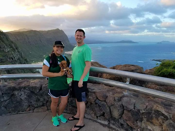 American couple Michelle and David Paul died while on holiday in Fiji.