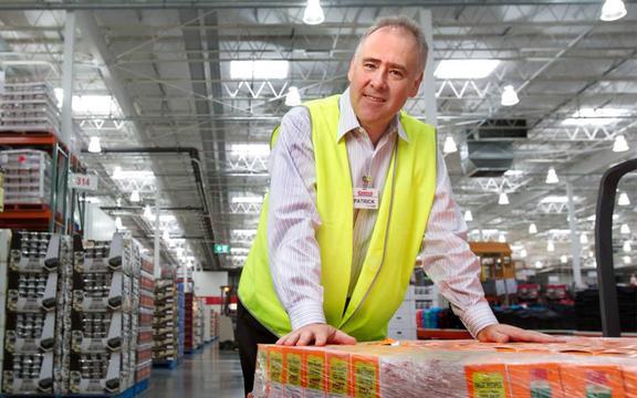 Costco Wholesale Australia managing director Patrick Noone