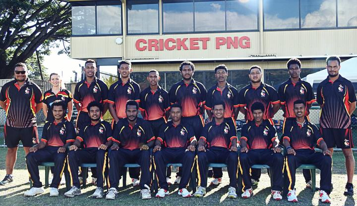 The PNG Garamuts team forfeited their final match at the World Cup qualifying tournament in Japan.