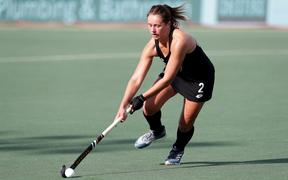 NZ Black Sticks player Olivia Shannon