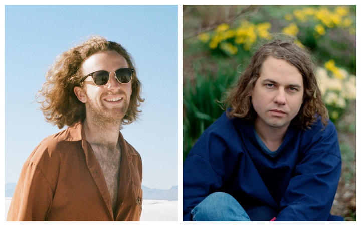 Oscar Mein of Soaked Oats and Kevin Morby