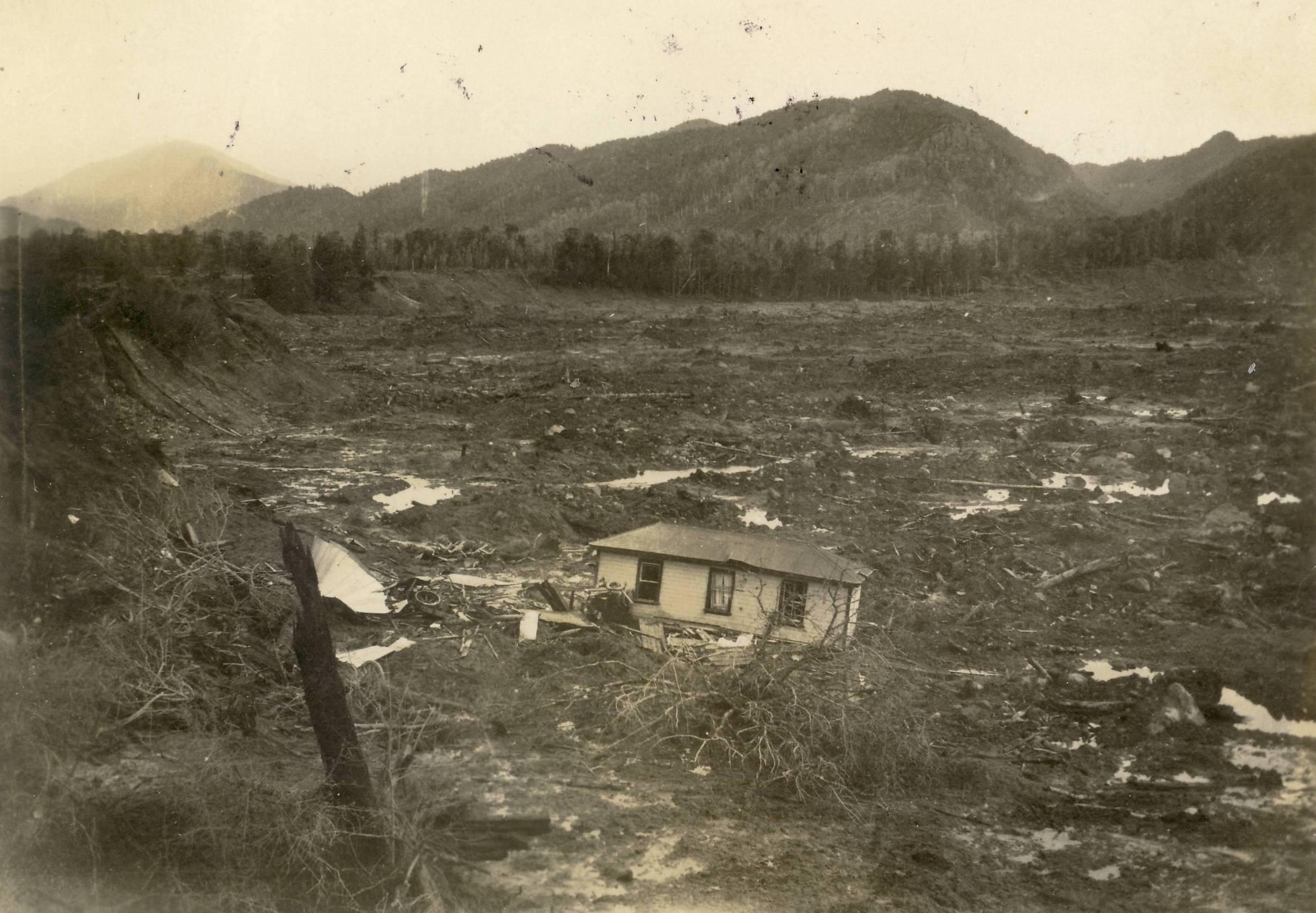 Murchison 1929 earthquake: Survivors and descendants