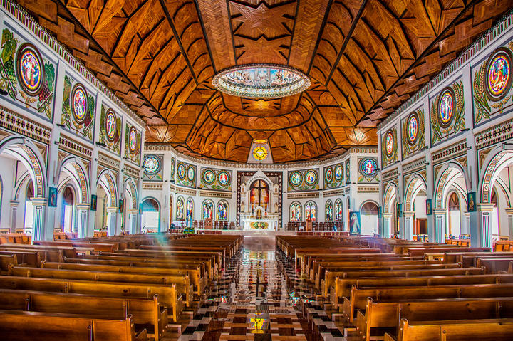 CATHEDRAL OF THE IMMACULATE CONCEPTION, APIA, SAMOA