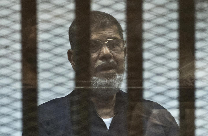 Anger brews on social media against Sisi after Mohamed Morsi's death