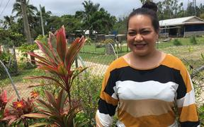 Maxine was lucky in the ballot and will leave her garden in Tonga behind if she can get a job.