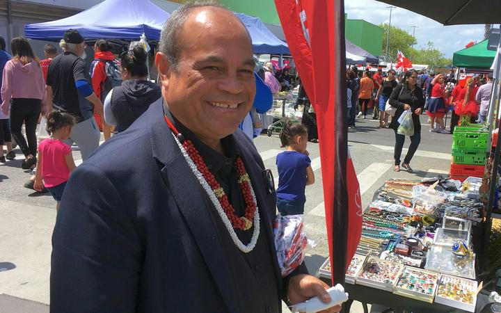 Pacific Peoples Minister Aupito William Sio