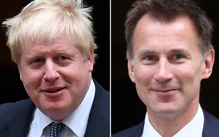 Boris Johnson should answer questions on everything, Tory rival Jeremy Hunt says