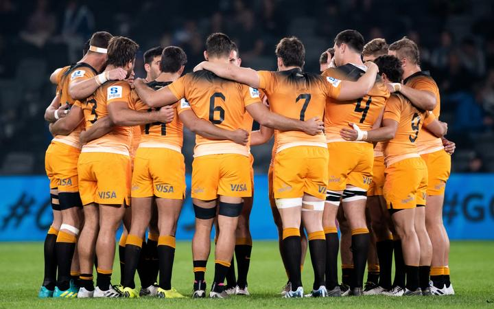 The Jaguares are through to their first Super Rugby semi-final.
