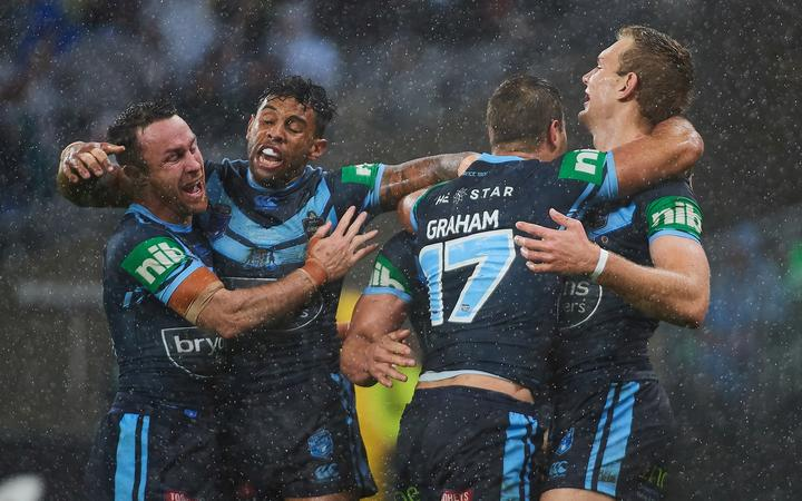 NSW have forced the State of Origin to a decider in Sydney.