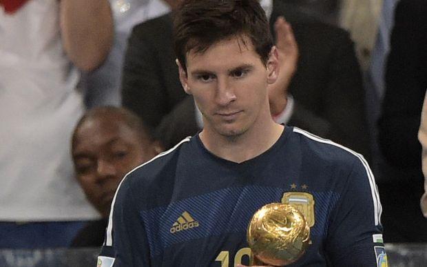 Messi Didn T Deserve Golden Ball Maradona Rnz News