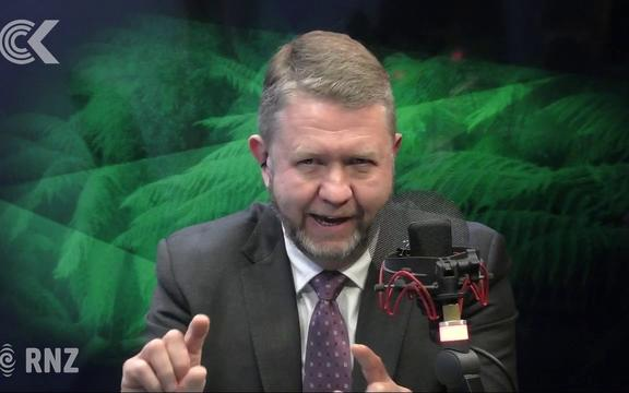 David Cunliffe on Cabinet reshuffle, PM's leadership and housing
